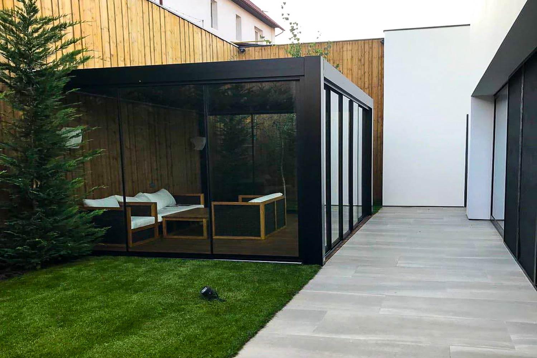 Proiect rezidențial winter garden