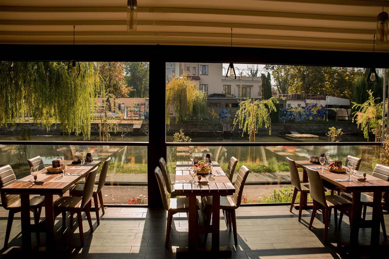 Restaurant Riviere Brasserie,