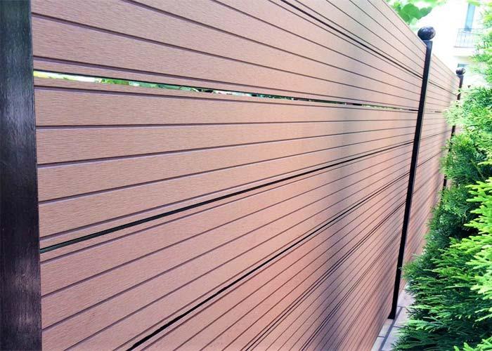 Deck gard delimitare