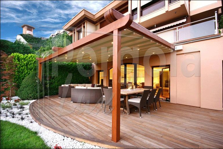 Terase rezidentiale: 5 tipuri de design din care poti alege